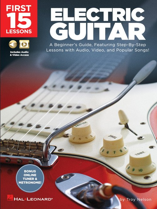 First 15 Lessons: Guitar