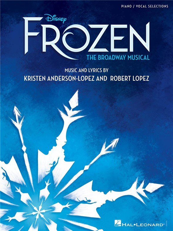 Frozen: The Broadway Musical PVG