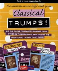 Music Games: Classical Trumps