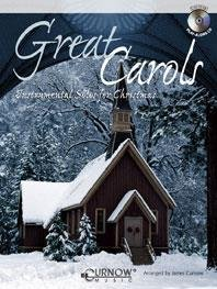 Great Carols - Instrumental Solos for Christmas