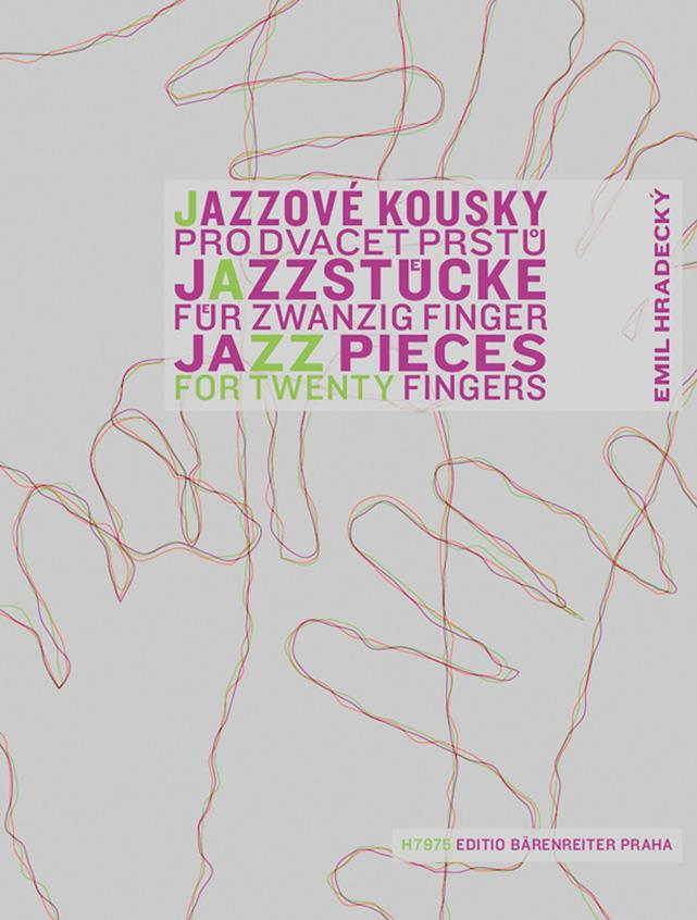 Jazz Pieces for Twenty Fingers.