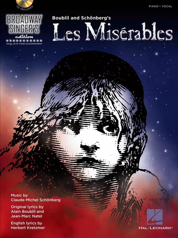Broadway Singer's Edition: Les MisŽrables