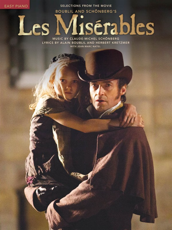 Les Miserables (Selections From The Movie) - Easy Piano