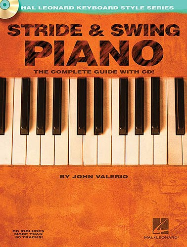 Stride And Swing Piano