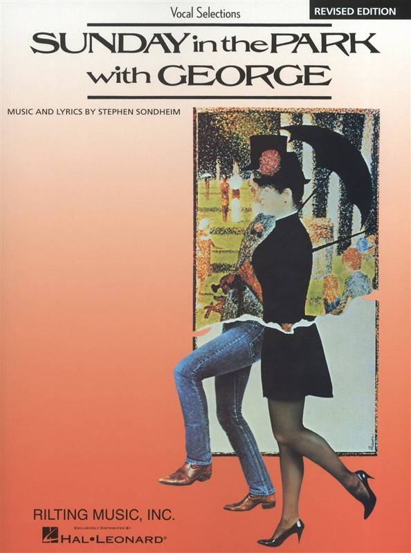 Sunday In The Park With George - Vocal Selections (Revised Edition)