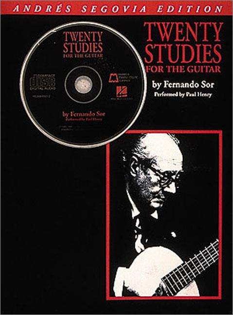 Twenty Studies for the Guitar