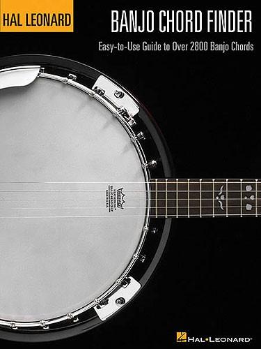Banjo Chord Finder (9 Inch. x 12 Inch. Edition)