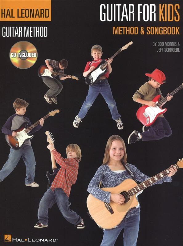 Hal Leonard Guitar Method: Guitar For Kids - Method/Songbook