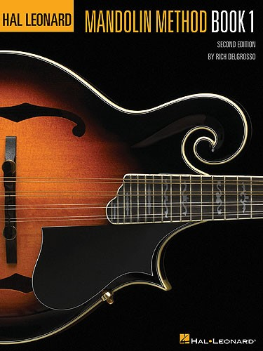 Hal Leonard Mandolin Method - Book 1 (Second Edition)