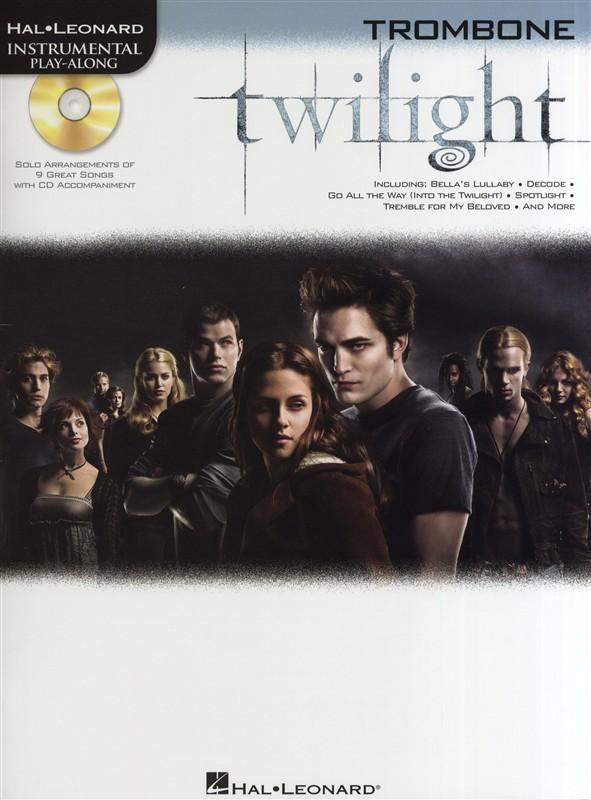 Hal Leonard Instrumental Play-Along: Twilight