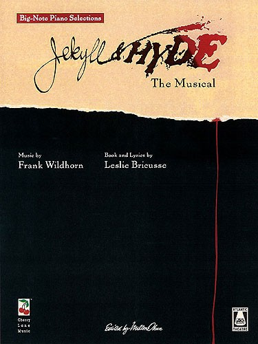 Jekyll & Hyde The Musical - Big Note Vocal Selections