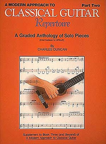 A Graded Anthology of Solo Pieces by Charles Duncan