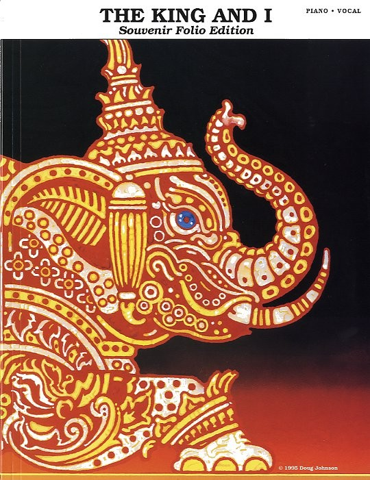 The King And I - Souvenir Folio Edition (Vocal Selections)
