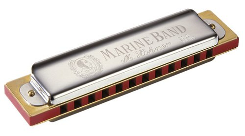 Hohner Marine Band Harmonica D