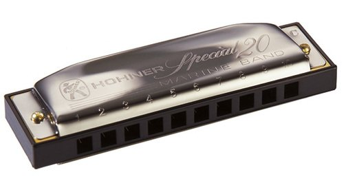 Hohner Special 20 Harmonica G - MS Series