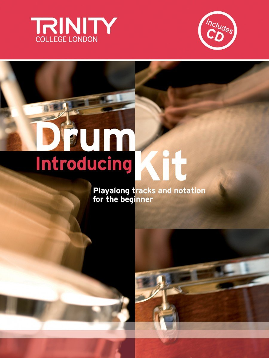 Introducing Drum Kit (book/CD)