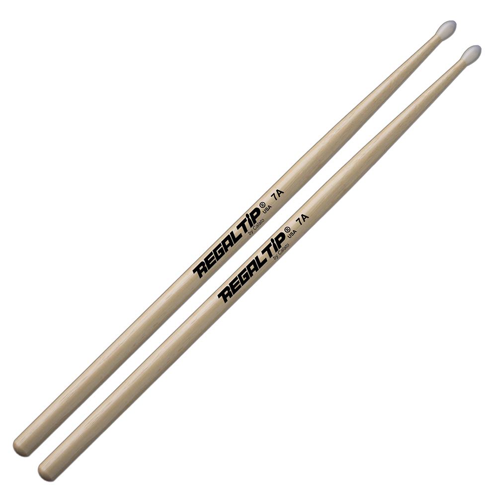 Regal Tip 7A Nylon Tip Drumstick