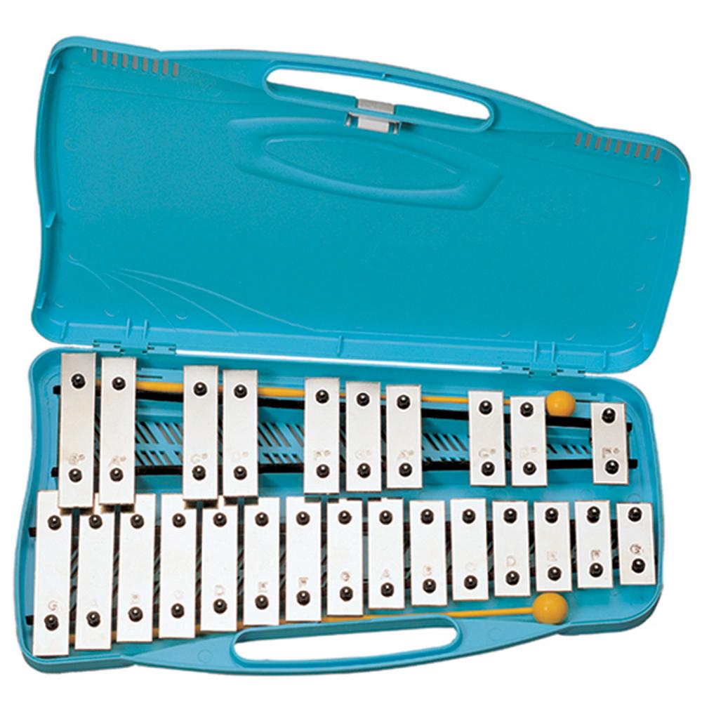 Angel Glockenspiel - Blue Case