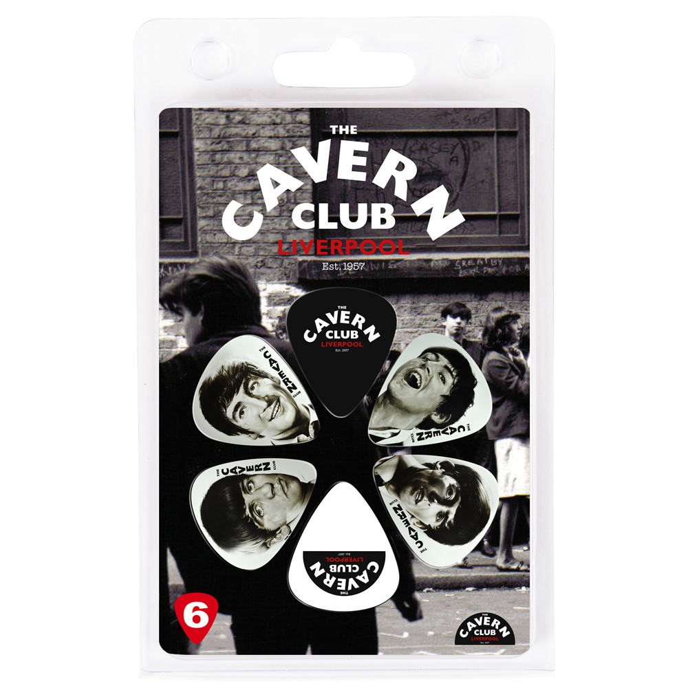 Cavern Club Icons Picks - 6 Pack