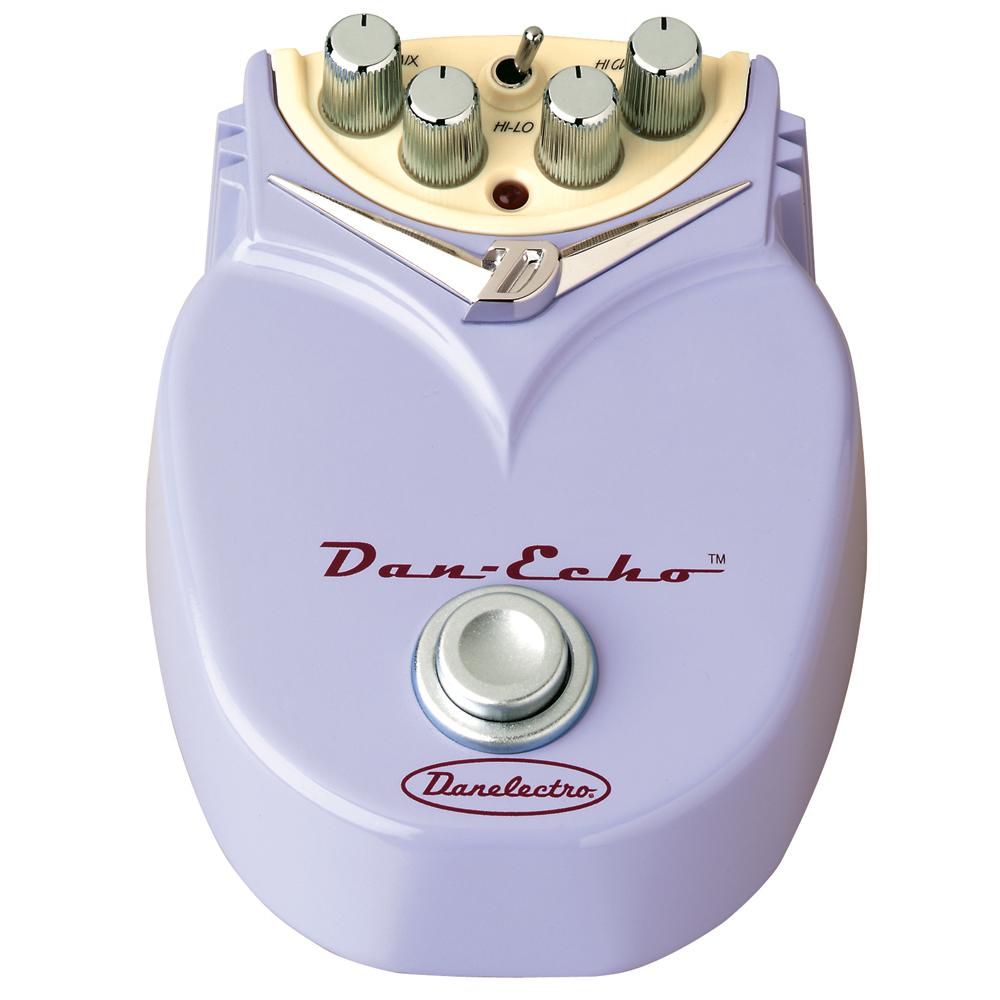 Danelectro 'Dan Echo' Pedal