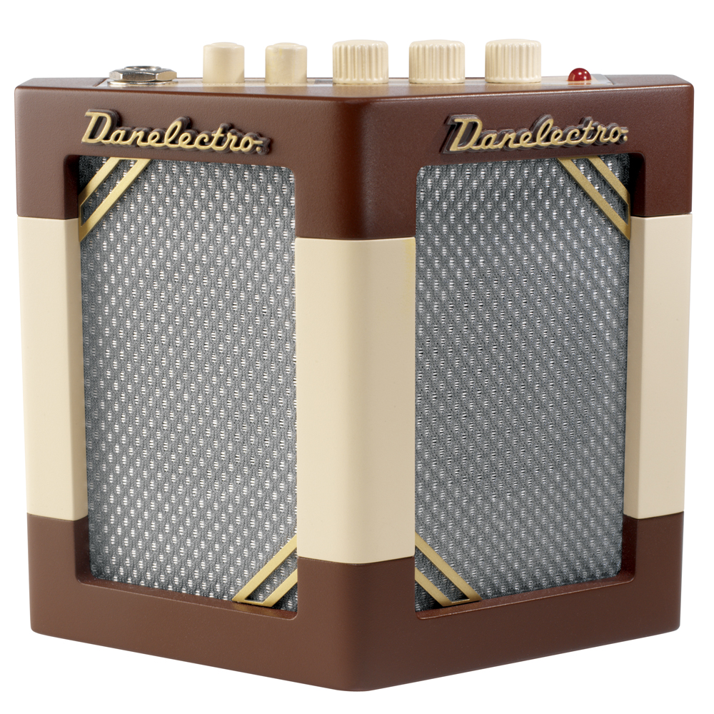 Danelectro Hodad Dh-1 Mini Amp W/Fx