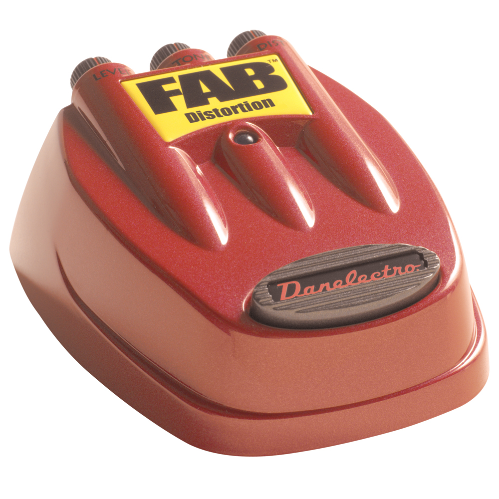 Dano Fab Distortion Pedal