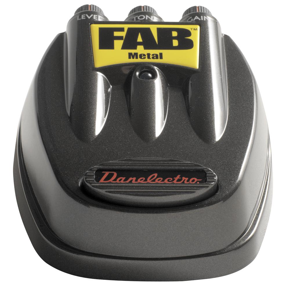 Dano Fab Metal Pedal