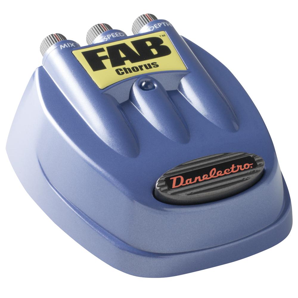 Dano Fab Chorus Pedal