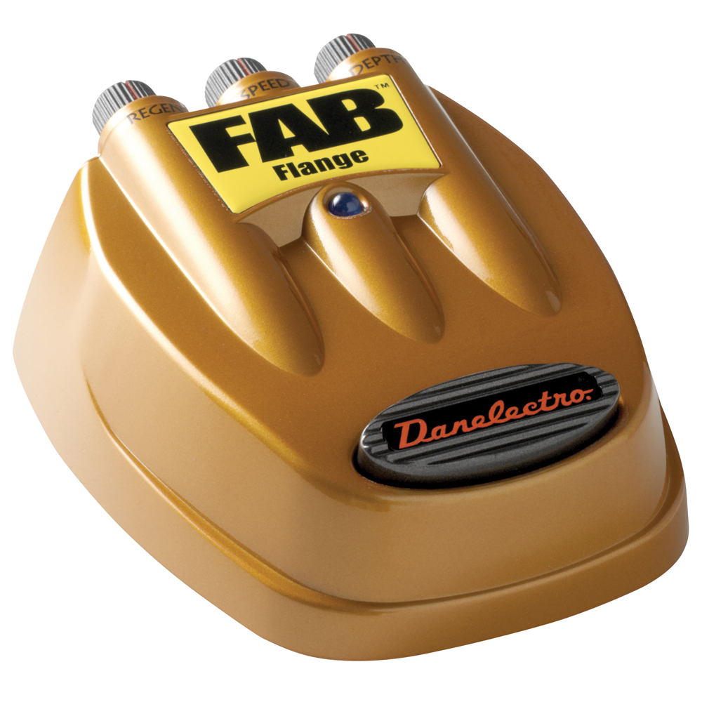 Dano Fab Flange Pedal