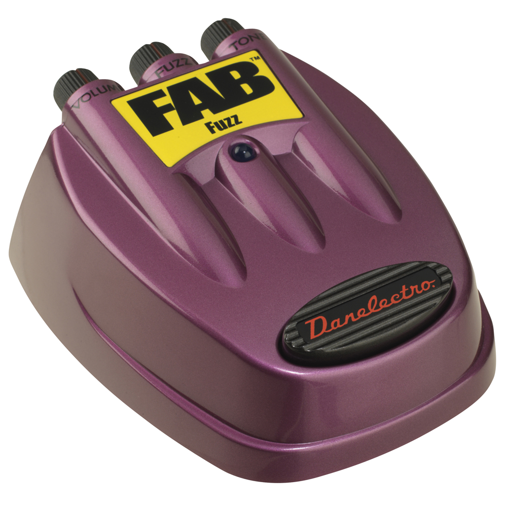 Dano Fab D-7 Fuzz Pedal