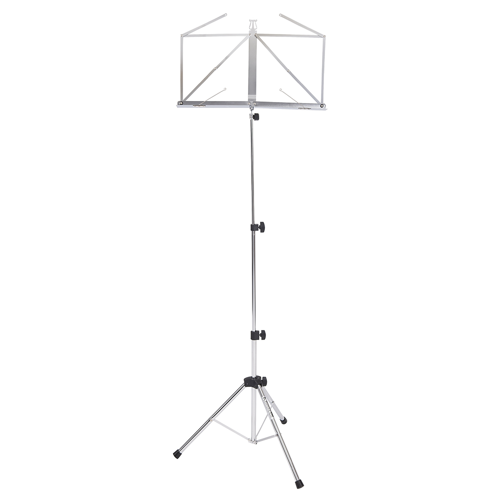 Kinsman Deluxe Music Stand Chrome
