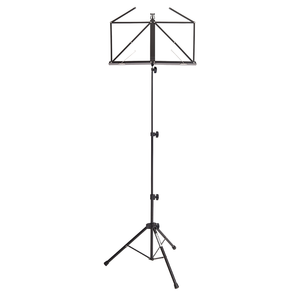 Kinsman Deluxe Music Stand Black