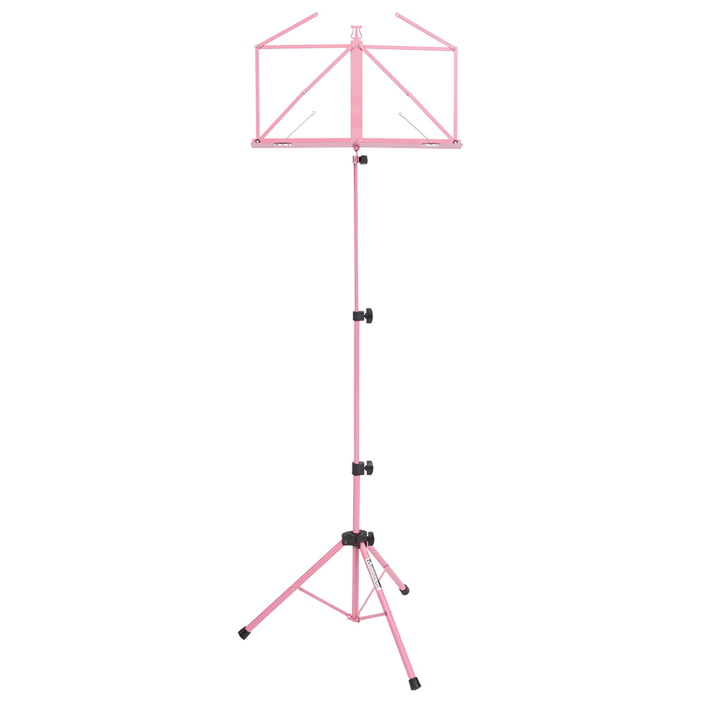 Kinsman Deluxe Music Stand Pink