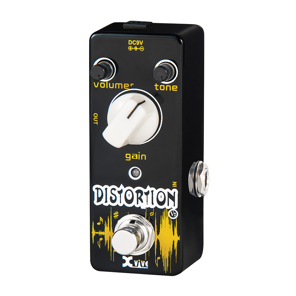Xvive Distortion Pedal