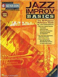 Jazz Play-Along Volume 150: Jazz Improv