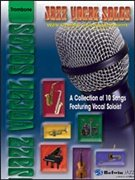 Jazz Vocal Solos with Combo - Guitar