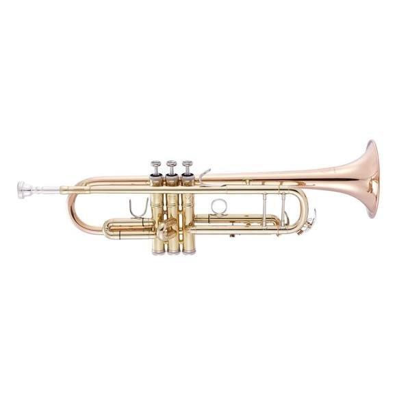 John Packer Bb Trumpet Lacquer Gold