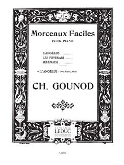 Morceaux Faciles for Piano
