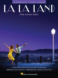 La La Land (Intermediate Piano Duet)