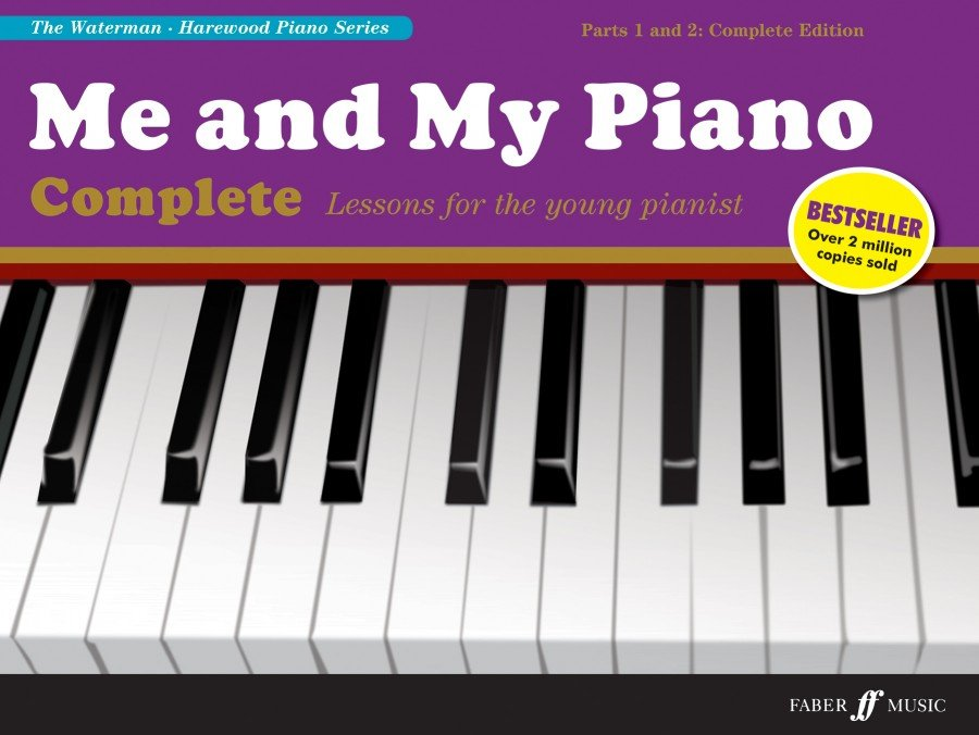 Me and My Piano: Parts 1 and 2 Complete Edition