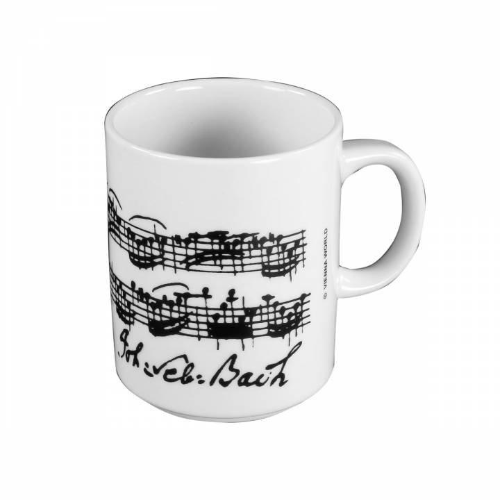 Bach Facsimile Mug