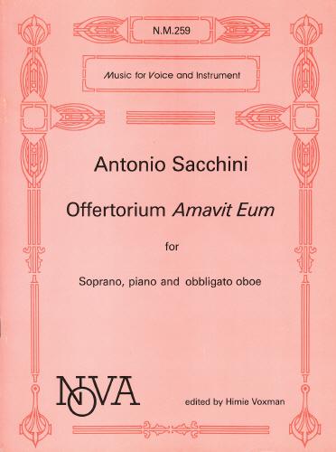 Offertorium: Amavit Eum