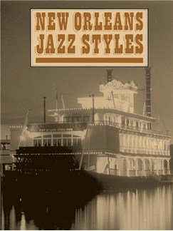 Gillock: New Orleans Jazz Styles piano