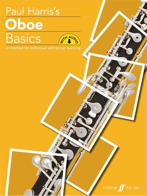Oboe Basics - A method for individual and group learning