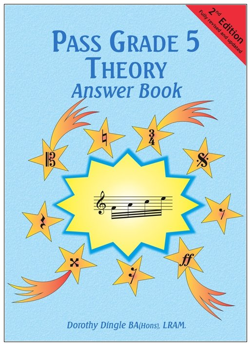 Pass Grade 5 Theory Answers