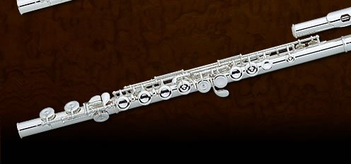 Pearl 505EUS (Curved Head) Flute