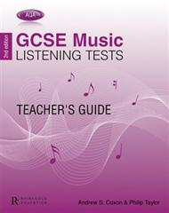 AQA GCSE Music Listening Tests - 2nd Edition (Teacher's Guide)