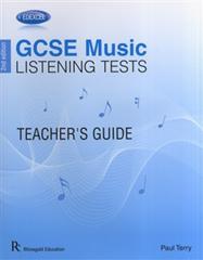 Edexcel GCSE Music Listening Tests - 2nd Edition (Teacher's Guide)