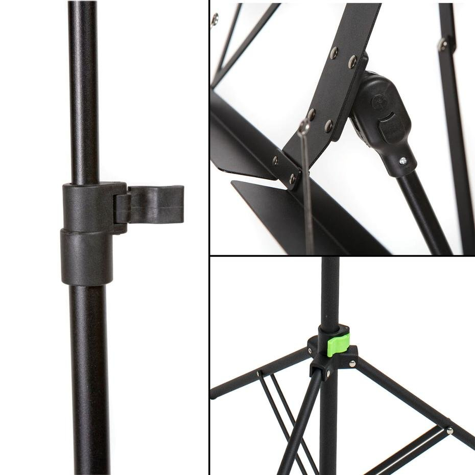 Rat Scherzo Lightweight Music Stand with Bag