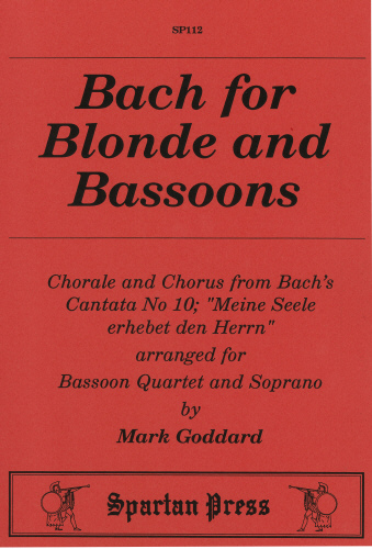 Bach for Blonde & Bassoons